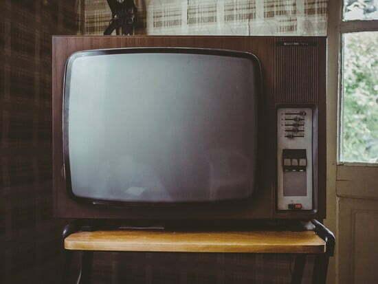 primeira televisão do brasil