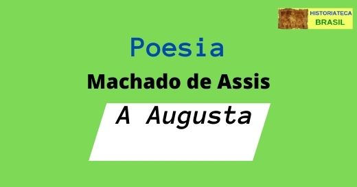 poesia A Augusta