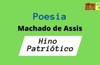 poesia Hino Patriótico